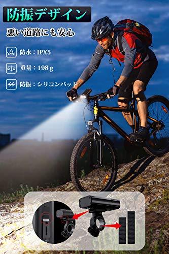 Bestore『自転車ライト』