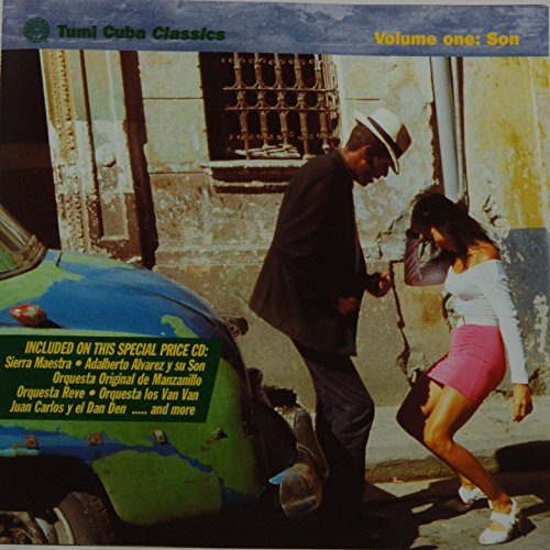 Price comparison product image Tumi Cuba Classics Vol.1: Son