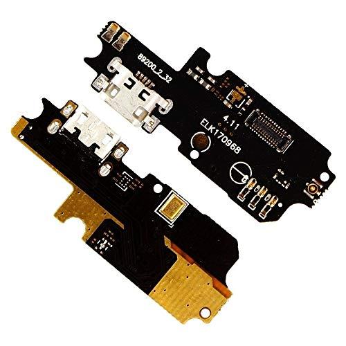 Placa Sub Conector de carga Completo Flex Dock Zenfone 3 Zoom Ze553kl