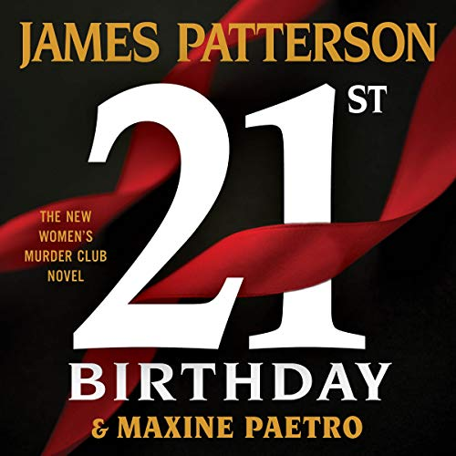 21st Birthday Audiobook By James Patterson, Maxine Paetro cover art