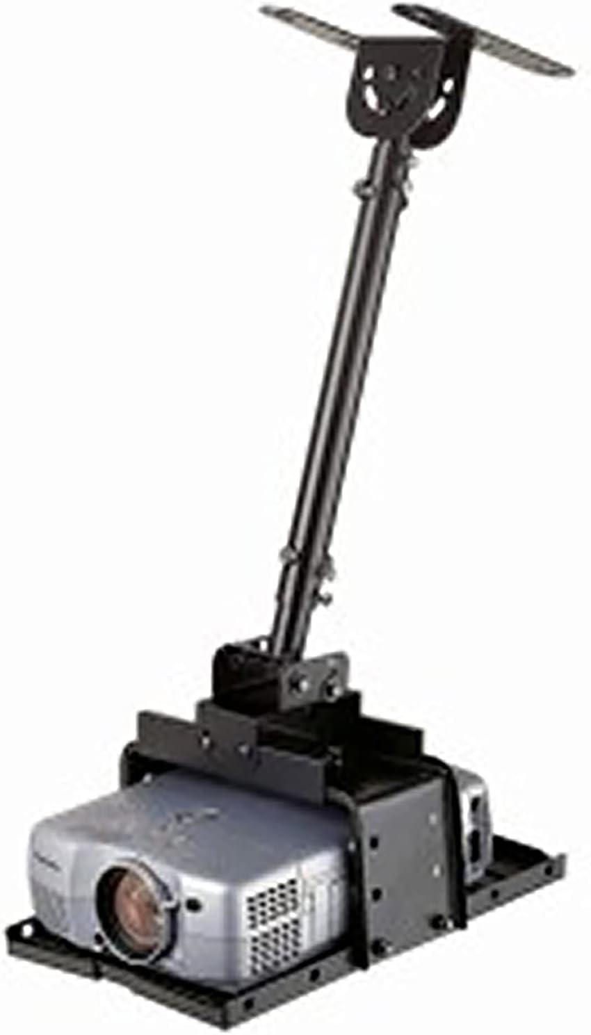 BeMatik - Soporte de techo para proyector (PJR-047)