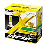 IPF フォグランプ LED HB4 バルブ イエロー 黄色 2400K 154FLB