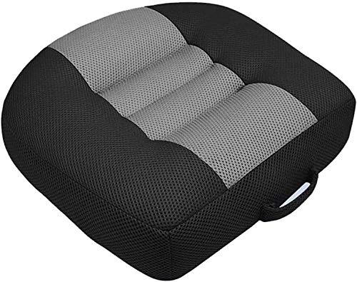BESTPRVA Adulti Booster Seggiolino for auto Car Seat Cushion Pad traspirante portatile efficacemente aumentare il campo visivo da 12 cm   4,7  Angolo di sollevamento l ammortizzatore di sede ideale fo