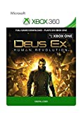 Deus Ex: Human Revolution [Xbox 360 - Download Code]