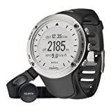 Suunto Ambit with HR Watch - Silver - One Size