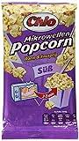 Chio Mikrowellen Popcorn süß, 11er Pack (11 x 100 g)