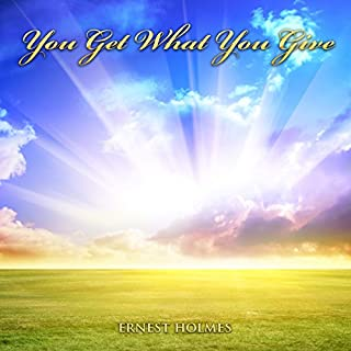 You Get What You Give cover art