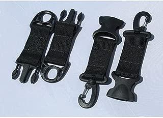ADVANCED ELEMENTS Seat Link,  Black