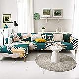 LTHDD 4 asientos+3 fundas de sofá de asiento, fundas de sofá...