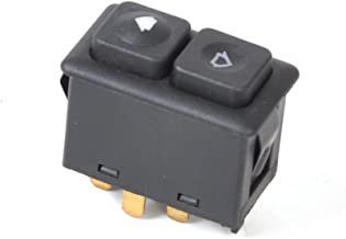 CHUN-Accessory - New 1 piece 5Pin Illuminated Power Window Switch For BMW E23 E24 E28 E30 61311381205 613 113 812 05 BW102