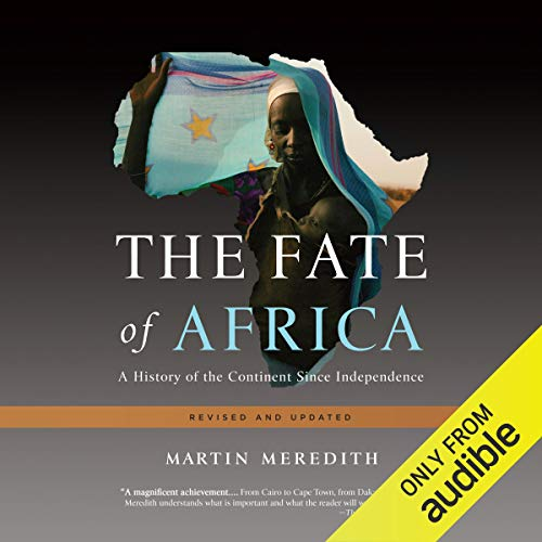 The Fate of Africa audiobook cover art