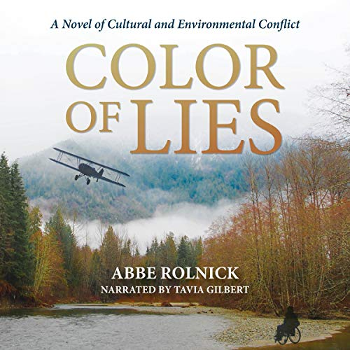 Color of Lies Audiobook By Abbe Rolnick cover art