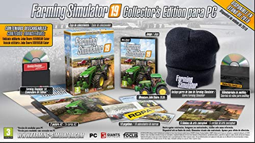 Farming Simulator 19 - Collector Edition