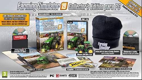Farming Simulator 19 - Collector Edition - PC [Edizione: Spagna]