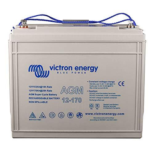 Victron AGM 12V 170Ah Super Cycle Batterie C20
