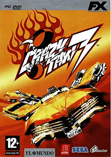 FX Interactive Crazy Taxi 3. PC