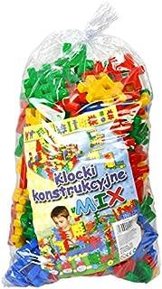 Tupiko Tupiko-KK110 110 Piece Constructional Blocks Mix, Multi-Color
