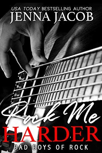 Rock Me Harder A Second Chance Romance Bad Boys of Rock Book 2 product image