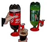 Liroyal 1pcs Fizz Saver Refrigerator 2-Liter Soft Drink Dispenser