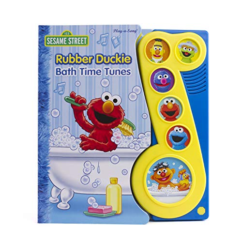 Rubber Duckie Bath Time Tunes (Sesame Street)