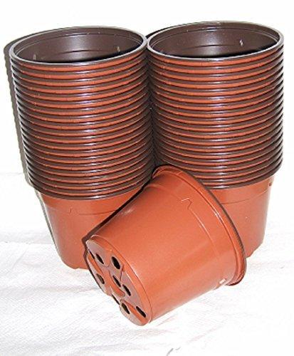 40 x 13 cm vasi di piante di plastica
