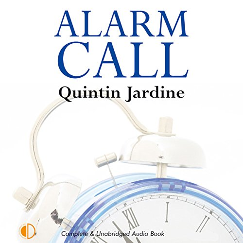 Alarm Call audiobook cover art