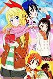 Ashita no Nadja 60cm x 89cm 24inch x 36inch Anime Waterproof Poster *Anti-Fading* 9WP/761963480