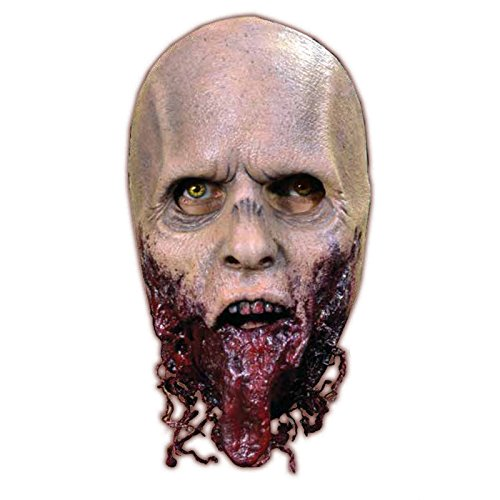 Trick or treat - MAHAL782 - Masque latex adulte jawless walker ©the walking dead