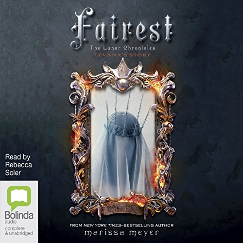 Fairest: Levana's Story audiobook cover art