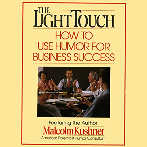 Light Touch audiobook cover art