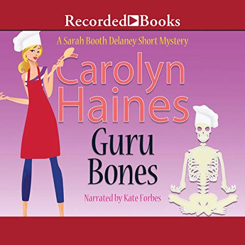Guru Bones audiobook cover art