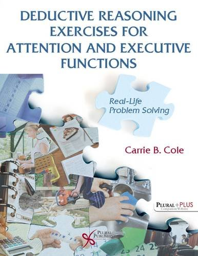 Deductive Reasoning Exercises for Attention and Executive Functions: Real-Life Problem Solving