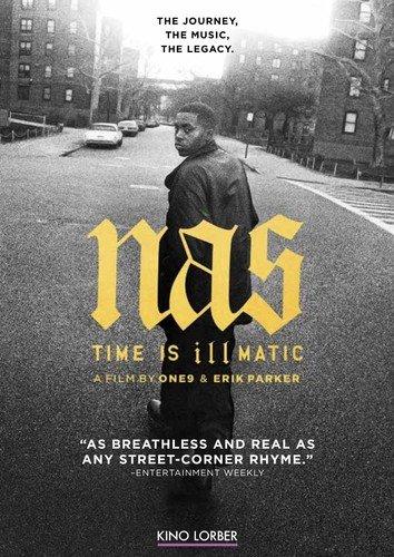 NAS: TIME IS ILLMATIC - NAS: TIME IS ILLMATIC (1 DVD)