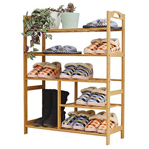 HLL Scarpiera in legno massiccio multistrato per scarpiera semplice