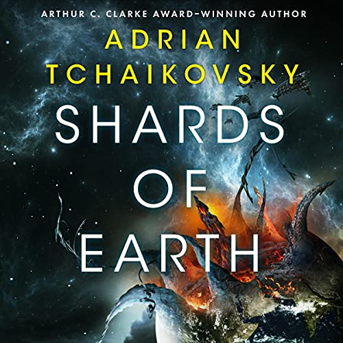 Shards of Earth Audiobook By Adrian Tchaikovsky cover art
