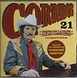 Poncho Villagomez Y Los Coyotes Del Rio Bravo,corridos 21,incluye El Corrido De Rosendo Martha...
