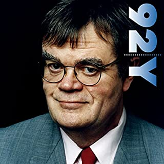 Garrison Keillor in Conversation with Roger Rosenblatt at the 92nd Street Y audiobook cover art