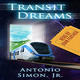 Transit Dreams audiobook cover art