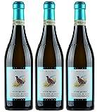 La Spinetta Moscato D'Asti Bricco Quaglia, Vino Blanco - 3 botellas de 75 cl, Total: 2250 ml