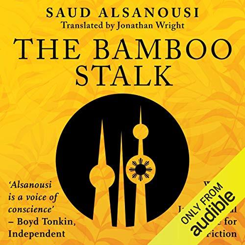 Couverture de The Bamboo Stalk