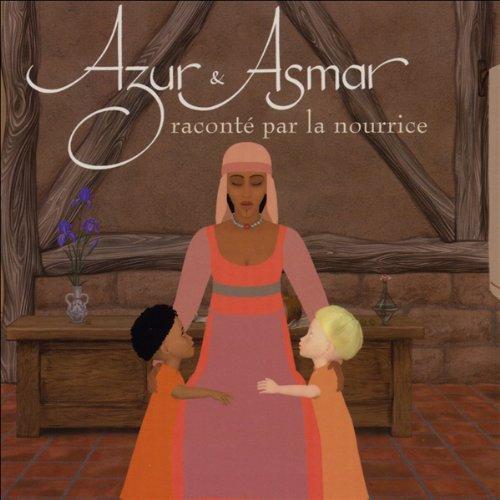 Azur et Asmar audiobook cover art