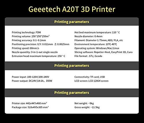 GEEETech – A20T - 6