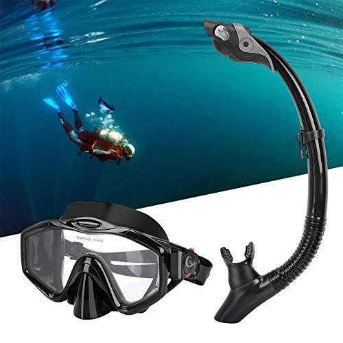 Lahomie Set de Snorkel de Silicona