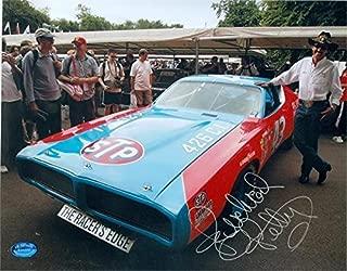 Richard Petty Signed Photo - 8x10 Racing Image #SC19 - Autographed NASCAR Photos