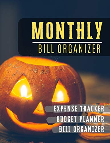 Monthly Bill Organizer: paycheck budget planner with income list,Weekly expense tracker ,Bill Planner, Financial Planning Journal Expense Tracker Bill ... (Financial Planner Budget Book, Band 61)