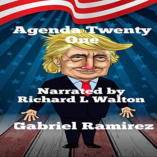 『Endgame Agenda Twenty-One』のカバーアート