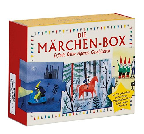 Laurence Puzzle »Die Gespenster-Box«