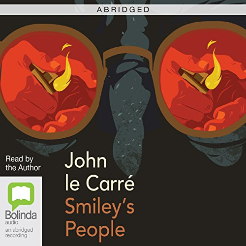 Smiley's People (Abridged) audiobook cover art
