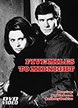 5-Five Miles To Midnight-Starring Sophia Loren and Anthony Perkins-1962 -DVD