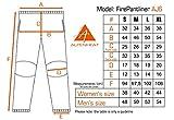 Alpenheat Beheizte Fire Pant-liner Unterziehhose, Schwarz, M, AJ6 - 4